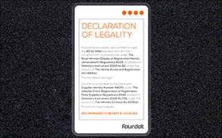 declaration shot