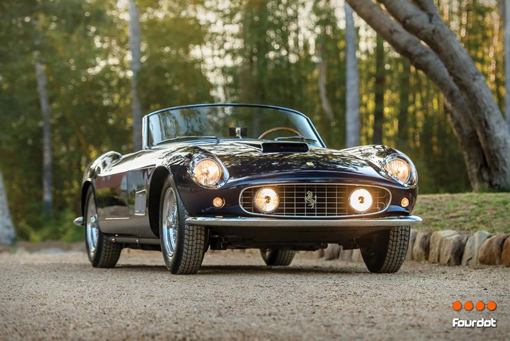 1958 Ferrari 250 California Spider