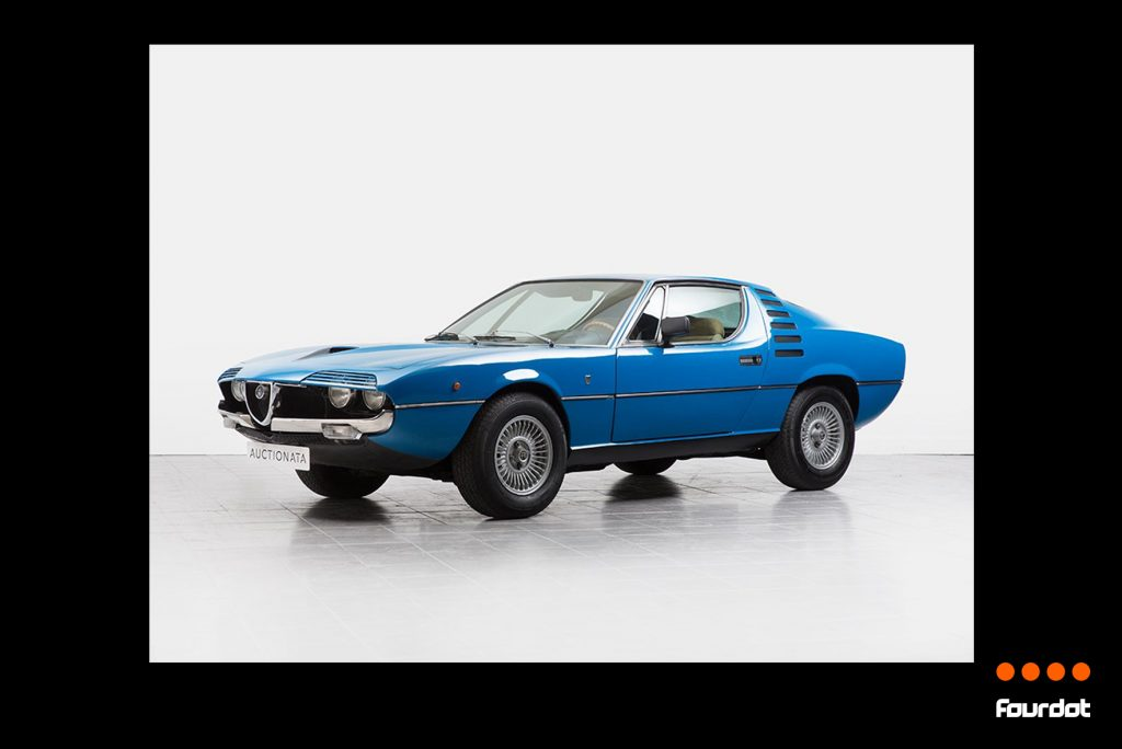 The 1971 Alfa Romeo Montreal