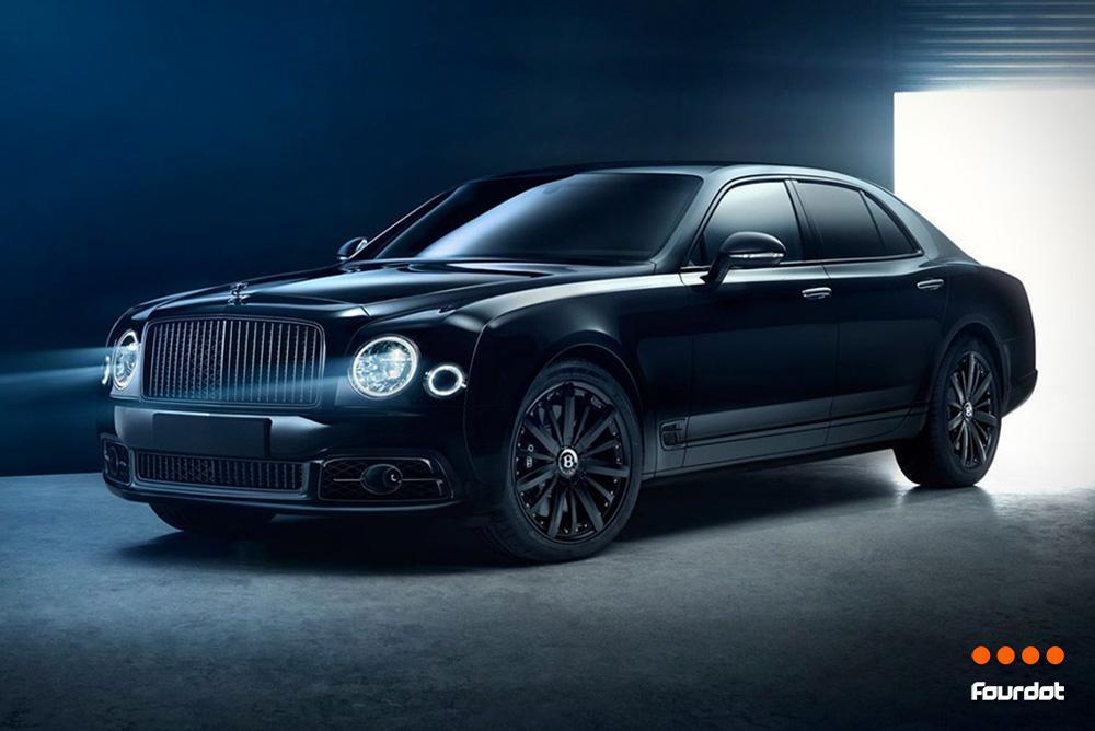 Bentley X Bamford Mulsanne