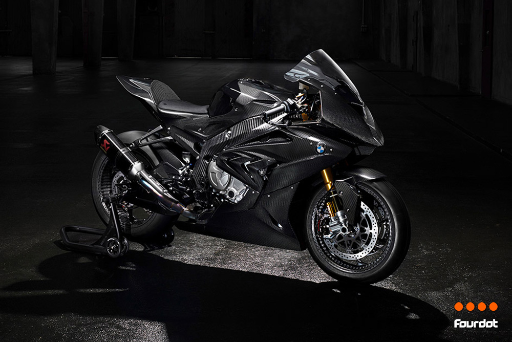 BMW HP4 Race Motorcycle