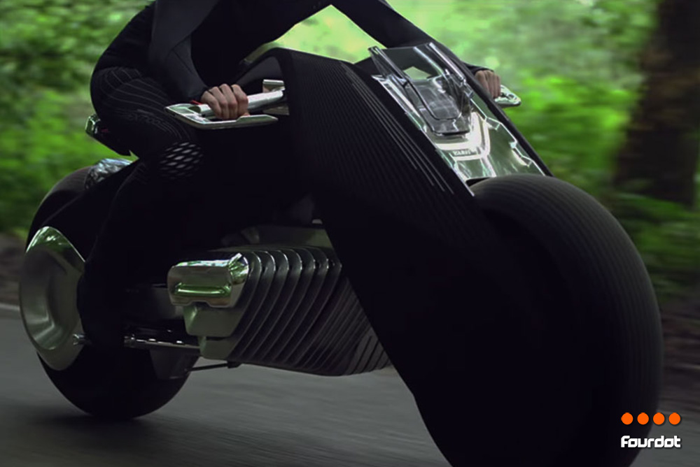 BMW Vision Next 100 Motorcycle