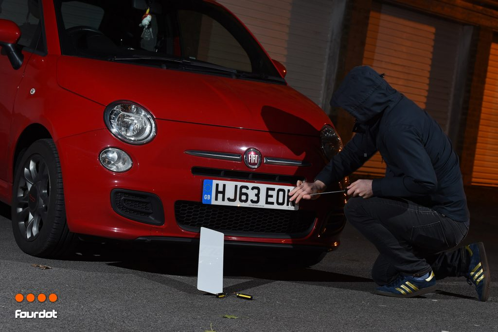 Has your number plate been cloned?