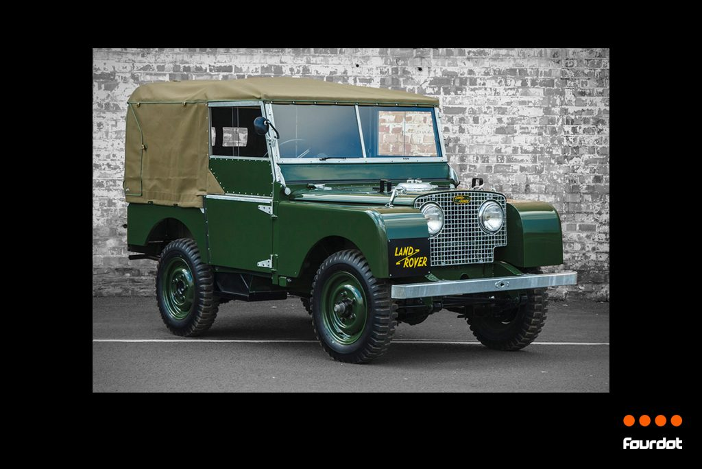 The Land Rover Series 1 Reborn