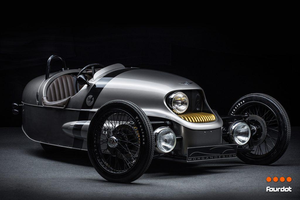 The Morgan EV3