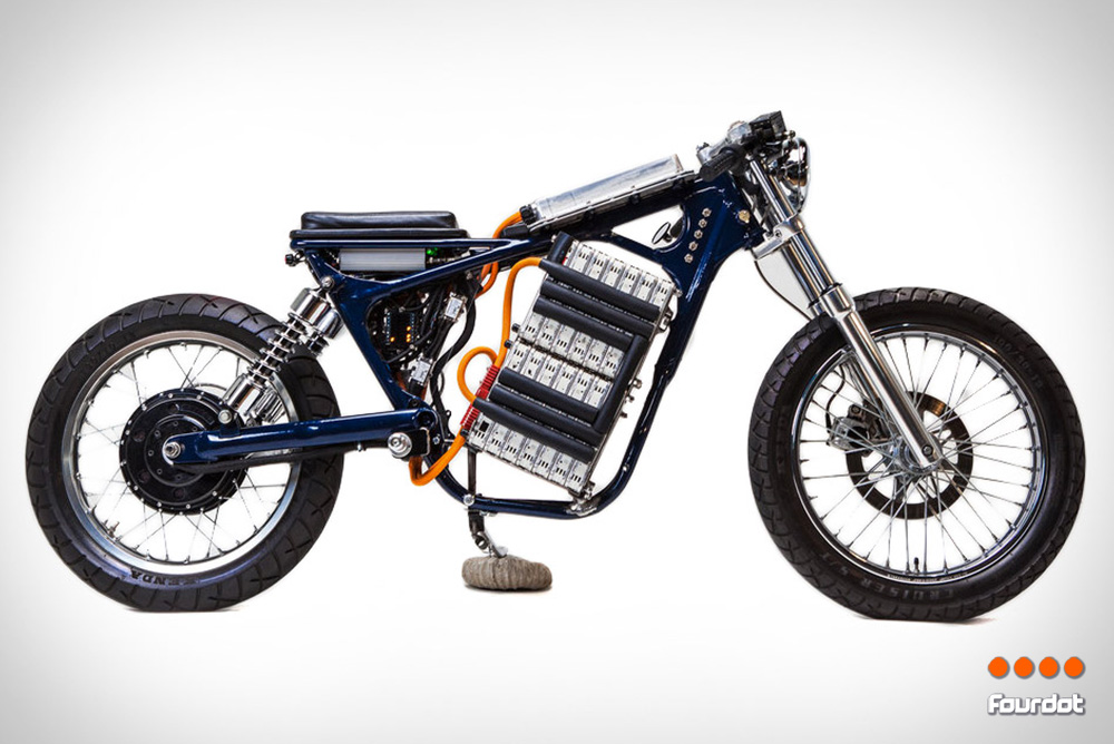 Night Shift Electric Motorcycles