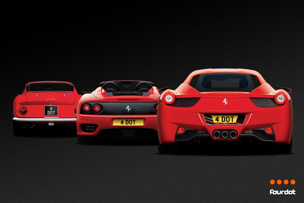 The Evolution of the Number Plate