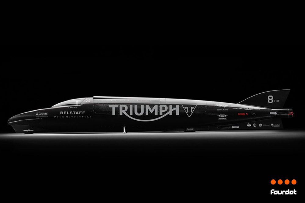 Triumph Rocket