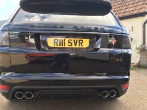 RR Sport SVR